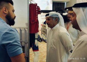 Tłumacz angielskiego w Dubaju